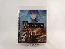 VALKYRIA CHRONICLES SONY PS3 PLAYSTATION 3 PAL COMPLETO ORIGINALE