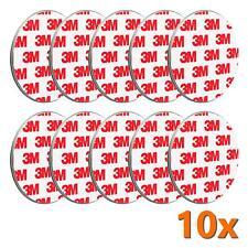 10x Rauchmelder-befestigung Magnet Halter-ung Magnethalter-ung Magnet-pad Ø 70mm