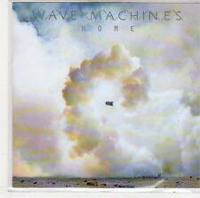 (ER211) Wave Machines, Home - 2013 DJ CD