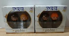 2 HARRY POTTER PEZ GIFT SETS - with MYSTERY CANDY ~ NEW 2020