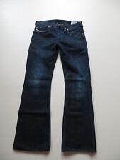 Diesel ZATHAN wash 0072Y Bootcut Jeans Hose, W 29 /L 30, Vintage Denim, KULT !
