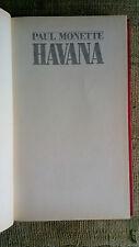Paul Monette -Havana