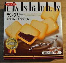 "Mr. Ito ""Chocolate Cream Sandwich LANGUE DE CHAT COOKIES"" Japan Long-Seller '80"
