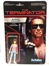 "The Terminator Sarah Connor 3.75"" ReAction Figure Funko Super7"