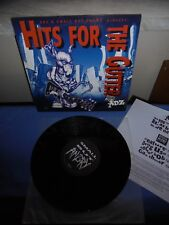 "ADZ & Small But Angry ‎""Hits For The Gutter"" 10"" IMPACT GERMANY 1996"