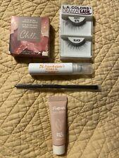 Makeup Skin Hair Bundle Lot Of 6 Ipsy Birchbox Allure fabfitfun Ulta Hello Kitty