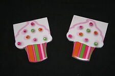 2x Cupcake Notepads Great for lolly bag/ party favours or stocking fillers