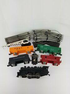 Marx Lionel Train & Accessory Engine #490 SPL LV SP PEN O Gauge Toy Vintage Lot