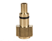 Lavor Domestic Pressure Washer Bayonet Connector Snow Foam Lance Adaptor