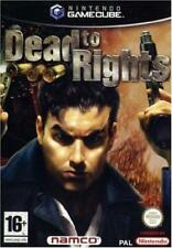 Dead to Rights (GameCube), Good GameCube,Gamecube Video Games
