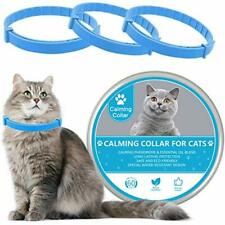Lupus 3 Pack Calming Collar for Cats, Cat Calming Collars, Natural Cat