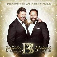 MICHAEL BALL & ALFIE BOE TOGETHER AT CHRISTMAS CD (Release 20/11/2020) IN STOCK