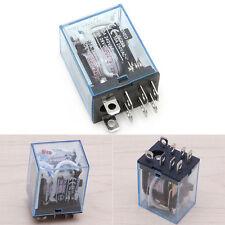 1Pc LY2NJ AC 220V Coil 10A 240V Power Relay DPDT Led Lamp