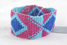 Two New Turquoise Southwestern Style Stretch Bracelets From Target NWT #B1311-2