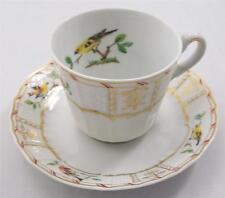 Villeroy & and Boch Heinrich CHARLOTTENBURG espresso cup and saucer NEW