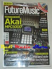 FUTURE MUSIC Magazine SEALED 203/ 2008 + dvd Akai MPC5000 The Orb Tommy D