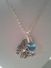Will O the Wisp dust necklace Disney's Brave Merida pixie dust fairy