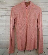 Columbia Sportswear Omni Wick Top Womans Size X Small Pink Gray Base layer