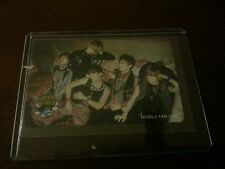 Shinee first arena tour group OFFICIAL Photocard  Kpop K-pop  + freebies