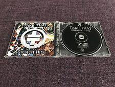 Take That - Greatest Hits - 18 Tracks (RCA)  1996