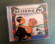ORIGINAL 78s CD V1 - A COOL MIX OF JAZZ/SWING HITS FROM ORIGINAL 78RPM RECORDS