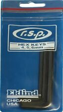 3 piece Hexagon (Hex) Key Set (4, 5 and 6mm)
