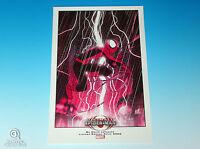 Ultimate Spider-Man Limited Edition Print 2009 David Lafuente Art Marvel Comics