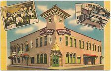 Las Novedades Spanish Restaurant in Tampa FL Postcard