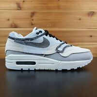 "Nike Air Max 1 SE ""Inside Out"" 858876-013 Phantom/Black/Platinum Mens Size 6"