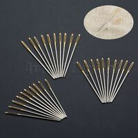 20/30pcs Big Eye Blunt Needles 3 Size Sewing Knitting Embroidery Needlework Tool