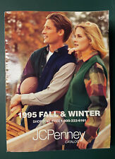 Vintage Catalog JC Penney 1995 Fall Winter