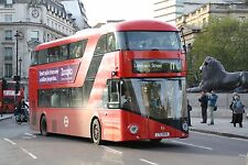 New bus for London - Borismaster LT44 6x4 Quality Bus Photo