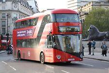 New bus for London - Borismaster LT44 6x4 Quality Bus Photo