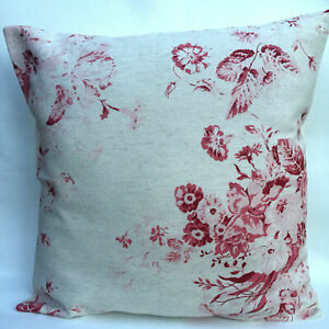 Cabbages and Roses Constance Designer Cushion Cover 14 16 18 inch