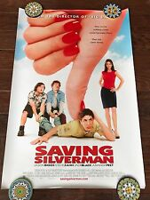 Saving Silverman 27X40 Ds Movie Poster One Sheet New Authentic