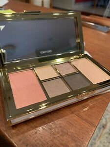 Tom Ford SOLEIL EYE AND CHEEK PALETTE 03 Solar Exposure Limited Edition NEW