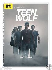 Teen Wolf (MTV) Complete 4th Fourth Season 4 Four ~ BRAND NEW 3-DISC DVD SET