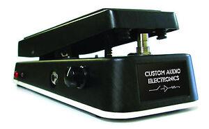 MXC404 Custom Audio Electronics CAE WAH WAH ELECTRIC GUITAR EFFECTS FX PEDAL