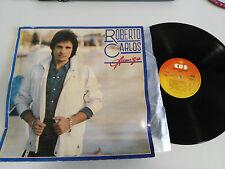 """ROBERTO CARLOS AMIGA EN ESPAÑOL LP VINYL VINILO 12"""" CBS 1982 G+/VG SPANISH EDIT"""