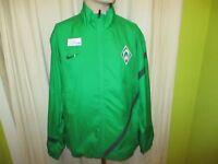 Werder Bremen Original Nike U23 Spieler Wind- Regenjacke,Jacke 2010/11 Gr.XL TOP