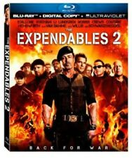 The Expendables 2 [New Blu-ray] UV/HD Digital Copy, Widescreen, Digital Copy,