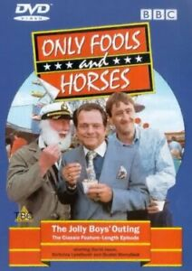 Only Fools and Horses - The Jolly Boys Outing [1981] [DVD][Region 2]