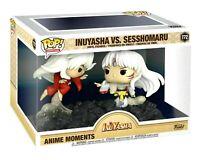 INUYASHA VS SESSHOMARU FUNKO POP ANIME MOMENTS ANIMATION #772 PRE ORDER