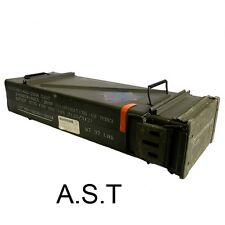 U.S ARMY 120mm MORTAR AMMO BOX