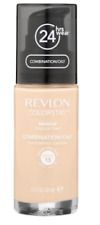 Revlon 24 Hr Colorstay Makeup Foundation SPF15 - Ivory 110 - 30ml - New & Sealed