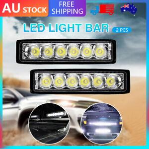 12V-24V LED Light Bar Car Spot Beam Offroad Running Truck Lights Flood Light bar