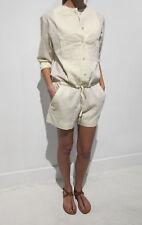 fdcc733066d1 ISABEL MARANT ÉTOILE Isabel Marant Rodney playsuit Ecru Ivory Size 40 FR  Medium