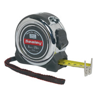 SMT8P Sealey Professional Measuring Tape 8mtr(26ft) [Measuring]