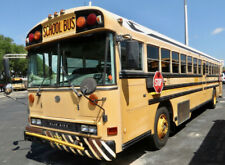 2007 Blue Bird 84-Passenger School Bus, CAT C7 7.2L Diesel Engine 177,141 Miles
