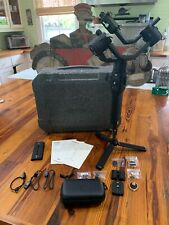 DJI Ronin-S Gimbal System for DSLR Camera. Barely Used, Mint Conditionw/ Case!